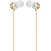 Totudesign Headphone Wired Metal Gold