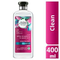 Herbal Essences Bio:Renew Clean White Strawberry & Sweet Mint Shampoo 400 ml
