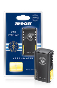 Areon Air Freshener Verano Azul Car 8 Ml Blister