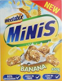 Weetabix Minis Banana 450g