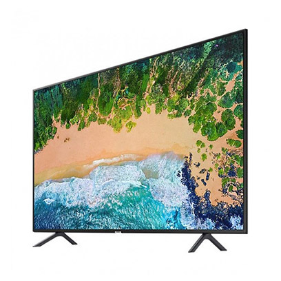 Samsung-LED-TV-55''-UA55NU7100-Smart-Black-+-Vacuum-Cleaner-VC18M2120-Free