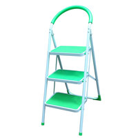 Solides 3Step Ladder W/Grip 2062-3