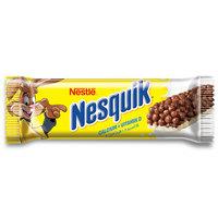 Nestle Nesquik Chocolate Breakfast Cereal Bar 25 Gram