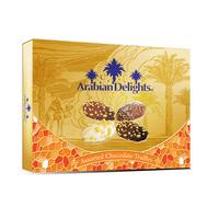 Arabian Delights Assorted Chocodate Truffles 180g
