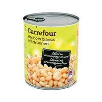 Carrefour Beans White 800GR