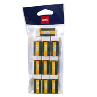 Deli Eraser 10Pc