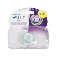 Philips Avent Mini Orthodontic Soother 0-2 Months 1 Pieces