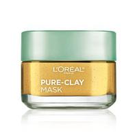 L'Oreal Paris Pure Clay Bright Yellow Mask with Yuzu Lemon 50ML 10% Off