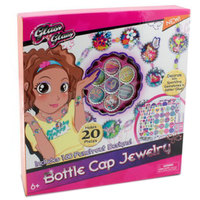 Power Joy Glam Glam Dottle Cap Jewelry Medium