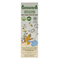 Barbapapa Organic Nappy Change Protective Cream 100ml
