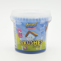 Borgat Lollies Brushes 14 g x 20 Pieces
