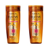 L'Oreal Paris Elvive Shampooing Extraordinary Oil For Dry Hair 400ML X2