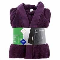 TEX Bathrobe L/XL Purple