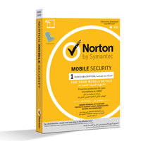 Symantec Norton Mobile Security 1 User