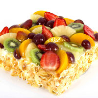 Small Mixed Fruit Cake 6 to 8 Persons (Abu Dhabi Delivery)
