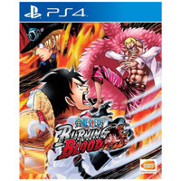Sony PS4 One Piece Burning Blood