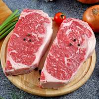 Australian Wagyu Beef Striploin Steak