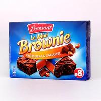 Brossard Brownie With Caramel x 8 Pieces