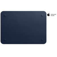 "Apple Sleeve Leather For 12"" MacBook Midnight Blue"