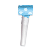 Whistle Blue With Dots 100 17718