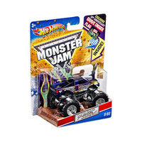 Hot Wheels Monster Jam Die Cast Assorted Car figures