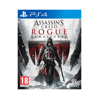 PS4 Assassin's Creed Rogue Remastered Game
