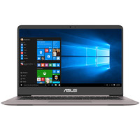 Asus Notebook UX410UF-GV036T i7-8550 8GB RAM 1TB Hard Disk+128GB SSD 2GB Graphic Card 14""