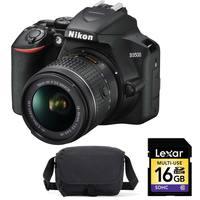 Nikon SLR D3500 18-55VR+16GB+Case