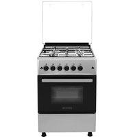 Daewoo 60X60 Cm Gas Cooker DGC-665BSF