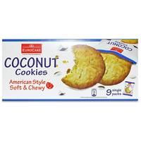 Eurocake Coconut Cookies 252g