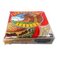 HAPPY COW SLICE CHEESE BURGER 200G