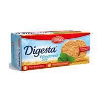 Cuetara Digesta Wheatmeal Soy 183GR - 20% Off
