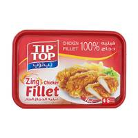 Tip Top Spicy Chicken Breast Zinger 350g