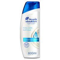 Head & Shoulders Total Care Anti-Dandruff Shampoo 600ml
