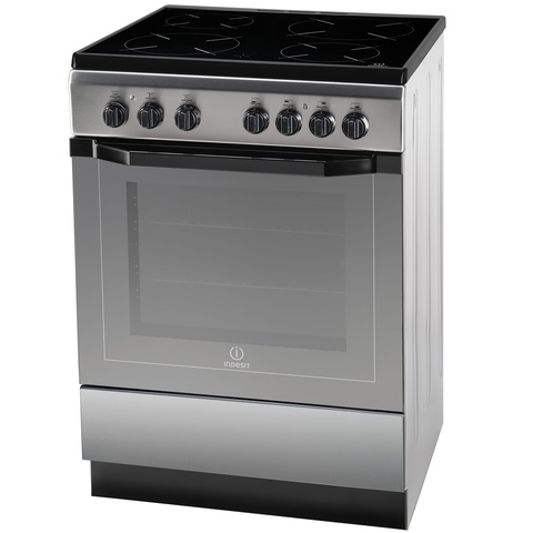 Buy Indesit 60x60 Cm Electric Cooker I6vv2axex 4 Ceramic Online