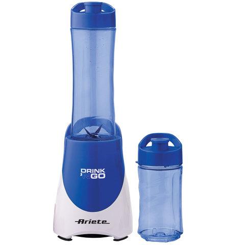Ariete-Blender-DRINK&GO-2-Jars-Blue