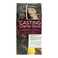 L'Oreal Paris Casting Crème Gloss 500 Light Brown