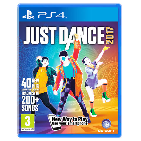 Sony-PS4-Just-Dance-2017
