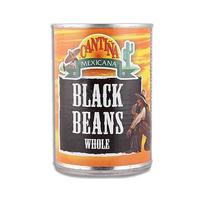 Cantina Mexicana Whole Black Beans 400GR