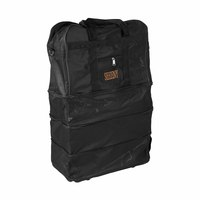 Expandable Wheeled  Bag With Three Zipper