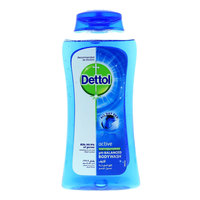 Dettol Active Anti-Bacterial Bodywash 250ml
