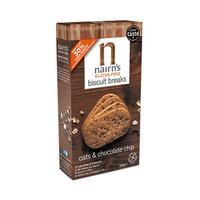 Narin's Gluten Free Chocolate Chip Biscuit Breaks 160GR