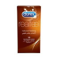 Durex Real Feel 10Packs 6Pieces