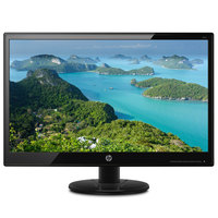 "HP LED Monitor 22kd 21.5"" Display"