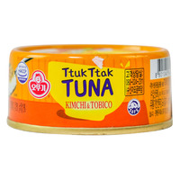 Ttuk Ttak Tuna Kimchi & Tobico 100g