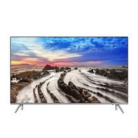 تلفزيون سامسونج سمارت بشاشة ألترا إتش دي بتقية 4K حجم 75 إنش موديل UA75MU7000RXTW لون فضي