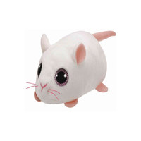 Ty Teeny Tys Mouse Anna White 2inch S3