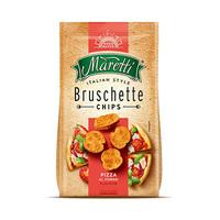 Maretti Bruschette Chips Pizza Flavour 140GR