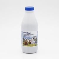 Carrefour Skimmed 1/2 Mountain Milk 1 L