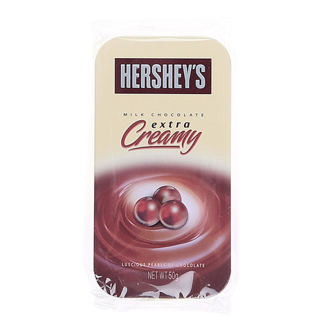 Hershey's-Extra-Creamy-Milk-Chocolate-Pearls-50G